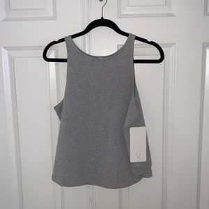 NWT- Lululemon Blissed Out Tank